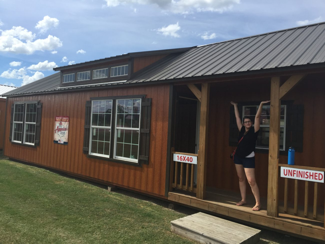 Converting A Shed To A Tiny House
